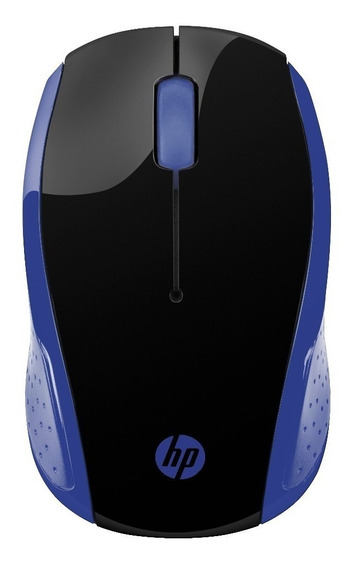 Mouse Óptico Sem Fio Wireless Hp X200 Nf + Gar. 1ano Lacrado