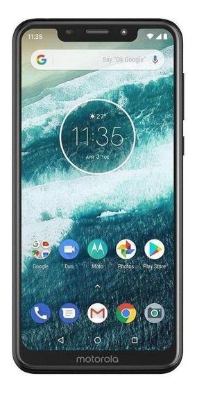 Motorola One Dual SIM 64 GB Preto 4 GB RAM