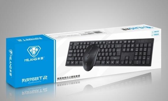 Kit Teclado Y Mouse Usb Multimedia Pc Laptop Gamer Nuevo