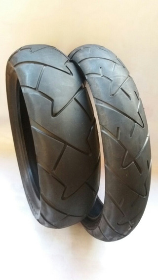 Pneu 170/60/17 E 120/70/19 Continental, Bmw 1200gs