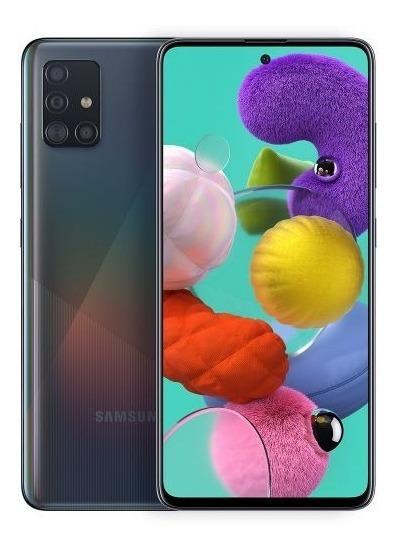 Celular Samsung Galaxy A51 128gb Ram 4gb Dual Sim