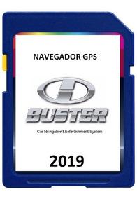 Cartão Gps Central Multimídia H Buster Série Hbo