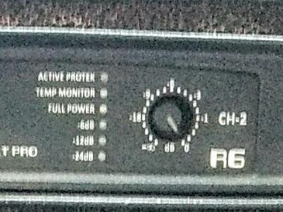 Amplificador Digital Next Pro 7200 Watts
