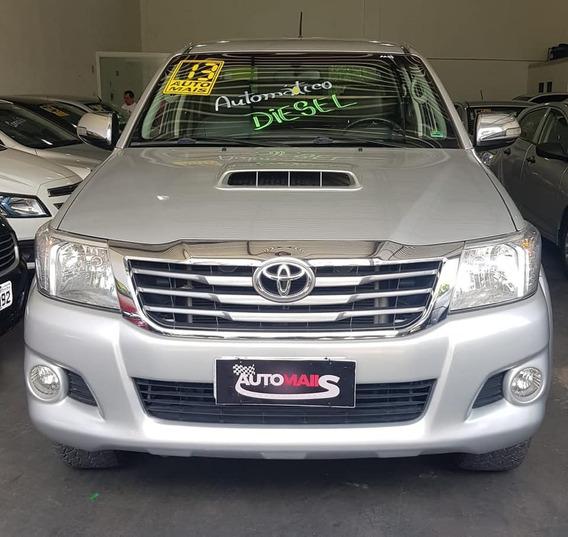 Toyota - Hilux 3.o Turbo 4x4 - 2013