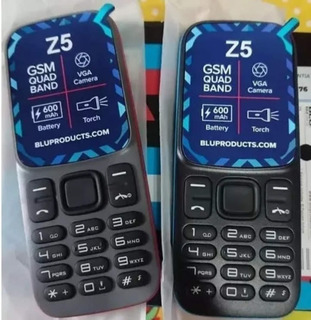Blu Z5 Telefono Basico