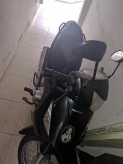 Biz Honda 2008 125 Ipva 2017 Pago