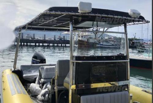 Flexboat 760 - 2020 Com Apenas 28 Horas Ñ É Zefir