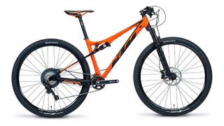 Bicicleta Ktm Scarp 293 Rockshox Shimano Xt Doble Suspension