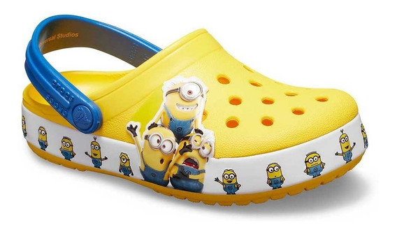Crocs Funlab Minions Multi Clog K