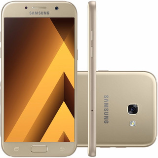 Samsung Galaxy A5 2017 A520 - Dual, 32gb, 16mp, 4g - Novo