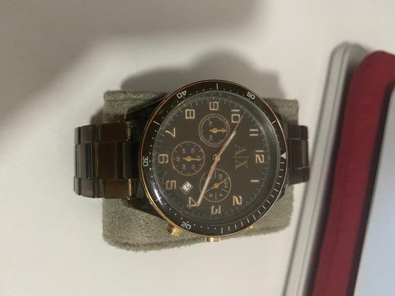 R$ 400 Relógio Armani Exchange Modelo Ax5105