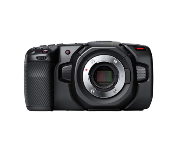 Blackmagic Design Pocket Cinema Camera 4k Prta Entrega E Nf