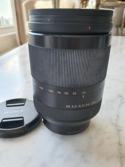 Lente Sony Fe 24-240mm F/3.5-6.3