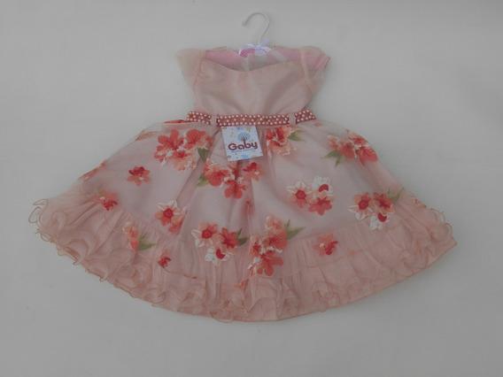 Vestido De Festa Infantil Menina Bonita Barato