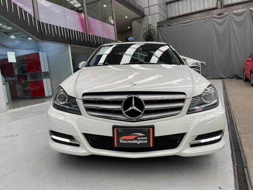 Imagen 1 de 12 de Mercedes-benz Clase C 1.8 200 Cgi Exclusive At 2013