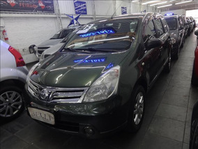 Nissan Livina Livina S 1.6 Verde Completa 2013