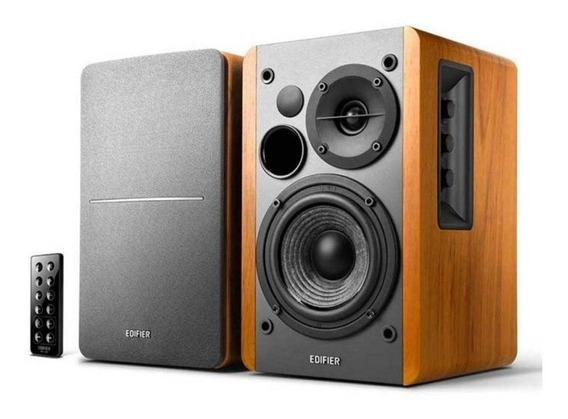 Monitor De Audio Edifier R1280db Bluetooth 42w Rms Bivolt Ma