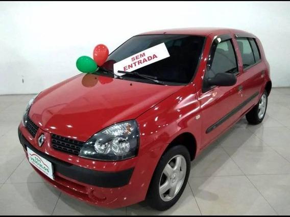 Clio Hatch. Authentique 1.0 16v (flex) 4p 1.0