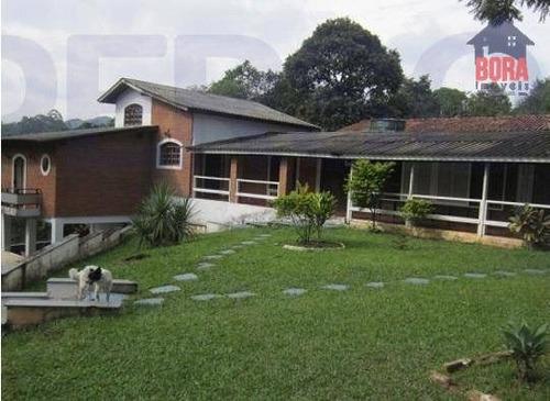 Chácara Residencial À Venda, São Vicente, Mairiporã. - Ch0177