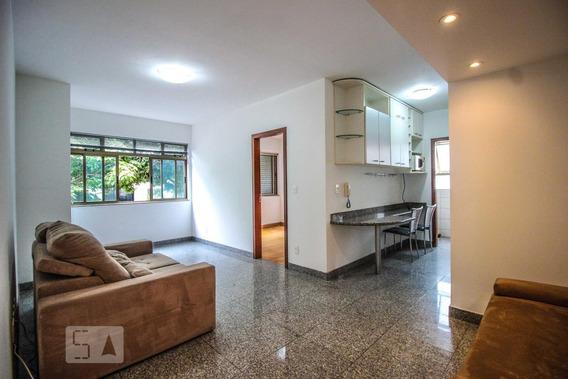 Apartamento Para Aluguel - Funcionários, 1 Quarto, 60 - 893021787