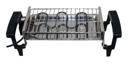 Imagem 1 de 3 de Churrasqueira Elétrica Mister Grill Plus Cotherm 110 Volts