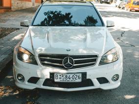 Mercedes-benz Clase C 6.3 C63 Amg 457cv