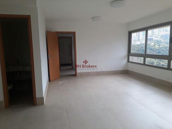 Excelente Apartamento 4 Quartos Alto Luxo No Vila Da Serra - 12431