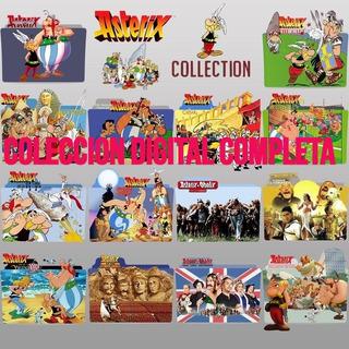 Asterix El Galo Coleccion Digital Completa