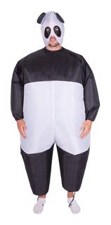 Disfraz De Oso Panda Inflable Para Adultos, Halloween