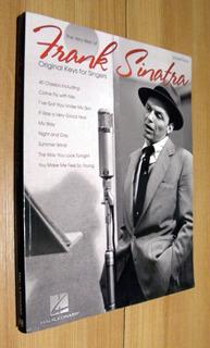 Book Very Best Of Frank Sinatra Original Keys For Singers
