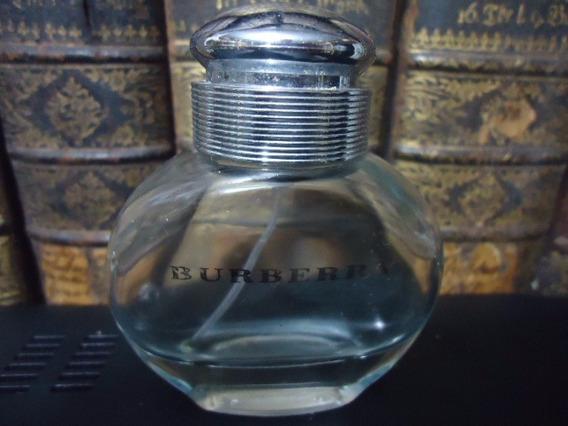 Perfume Burberry Touch For Men 50ml Vazio Coleciona N0002