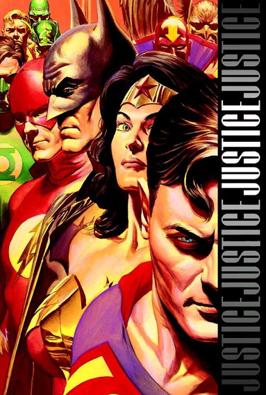 Absolute Justice Slipcase Hc