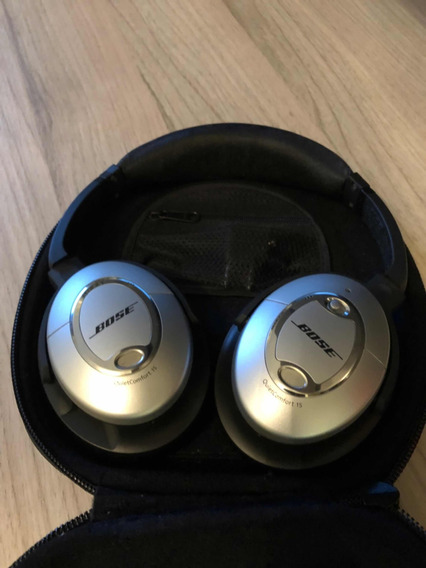Fone Bose Qc 15 Noise Cancelling