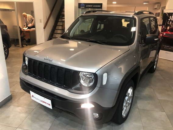 Jeep Renegade Plan Nacional