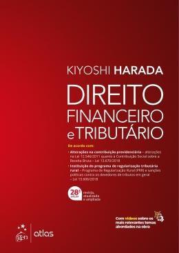 Direito Financeiro E Tributario - 28ª Ed