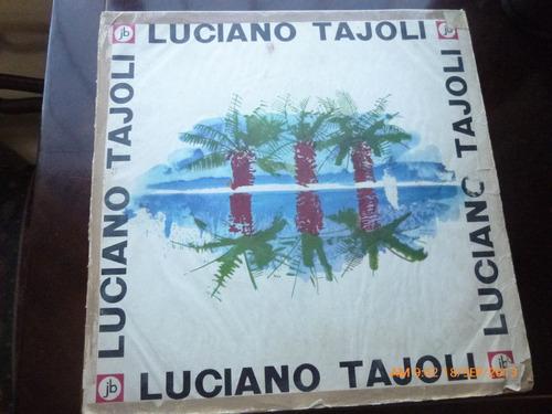 Vinilo Lp De Luciano Tajoli (u305