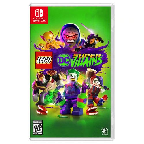 Imagen 1 de 2 de Lego Dc Super Villains Nintendo Switch Fisico Sellado Ade