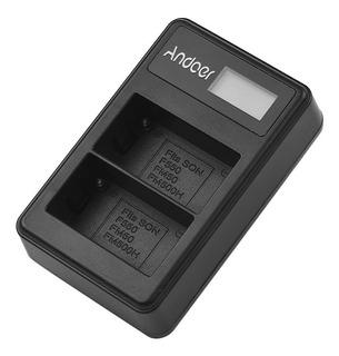 5v Cargador De Batería De Cámara Usb Cargador Para Sony