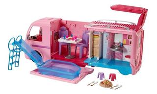 Barbie Dream Camper Fab Life Nuevo Niña Playseat Envio Grati