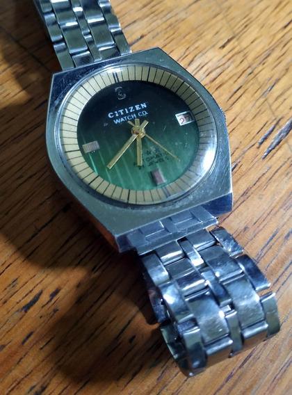 Relógio Citizen Automático 21 Rubis