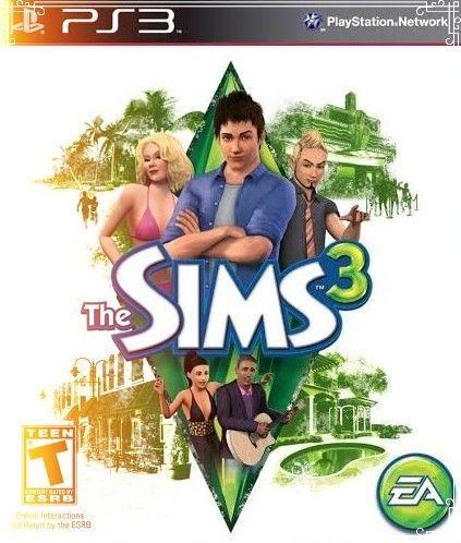 The Sims 3 Ps3 Via Pendrive