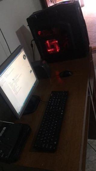 Computador Completo Com Monitor