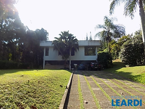 Imagem 1 de 15 de Casa Em Condomínio - Granja Viana - Sp - 640456