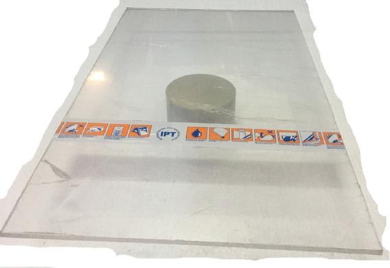 Ch. Acrilica Transparente 1000x500mm Esp.de 2,0mm