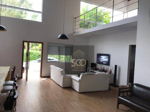 Casa Com 3 Dormitórios À Venda, 145 M² Por R$ 404.900,00 - Praia De Fora - Palhoça/sc - Ca0613