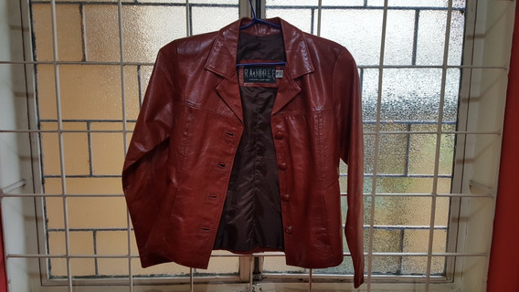 .jaqueta De Couro Rajopee