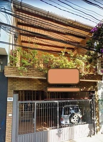 Sobrado Residencial À Venda, Mooca, São Paulo. - So1377