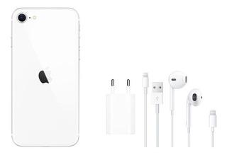 iPhone SE 128gb ( Lacrado ) - 1 Ano De Garantia - Anatel Br