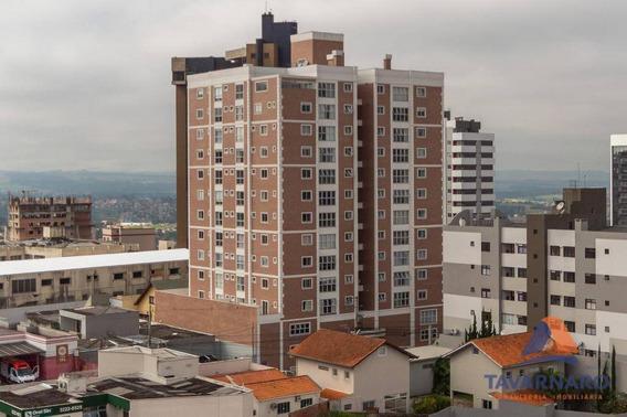 Apartamento Com 3 Dormitórios À Venda, 221 M² Por R$ 890.000 - Centro - Ponta Grossa/pr - Ap0831