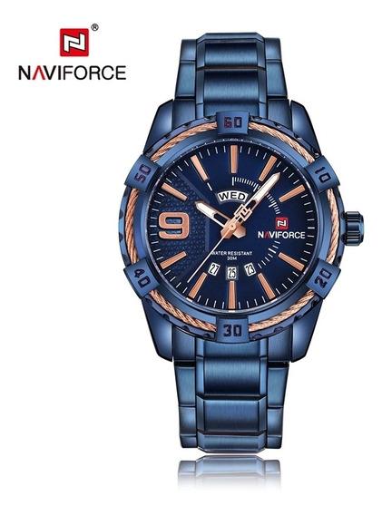 Relógio Naviforce 9117 Original - Total Imports